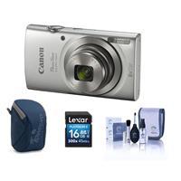Canon PowerShot ELPH 180 20MP Digital Camera, 8x Optical ...