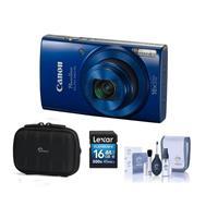 Canon PowerShot ELPH 190 IS 20MP Digital Camera, Blue - B...