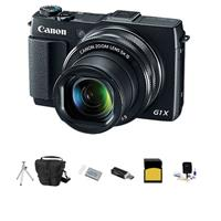 Canon PowerShot G1 X Mark II Digital Camera, 12.8MP, 5x O...
