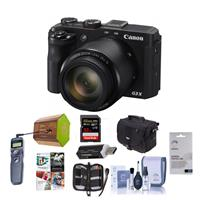 Canon PowerShot G3-X Digital Camera - Bundle with Camera ...