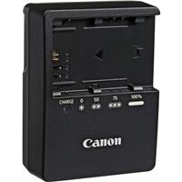 Canon LC-E6 Compact Battery Charger for the LP-E6 Battery...