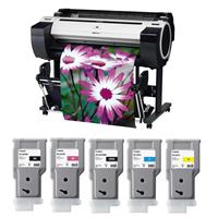 "imagePROGRAF iPF785 36"" 5-Color Wide Format Photo Printer..."