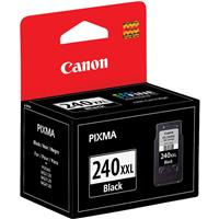 Canon PG-240XXL Extra High Capacity Black Ink Cartridge -...
