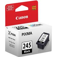 Canon PG-245 Black Ink Cartridge for PIXMA MG Printers - ...