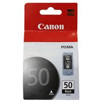 Canon PG-50 High Capacity Fine Black INK Cartridge For The Pixma Series Inkjet Printers And JX200 Inkjet FAX Machine