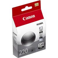 Canon PGI-220BK Black Ink Tank for Pixma Inkjet Printers