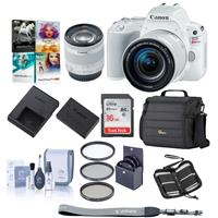 Canon EOS Rebel SL2 DSLR with EF-S 18-55mm f/4-5.6 IS STM...