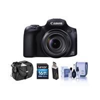 Canon PowerShot SX60 HS Digital Camera - Bundle with Came...