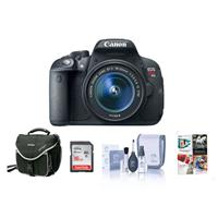 Canon EOS Rebel T5i Digital SLR Camera with EF-S 18-55mm ...
