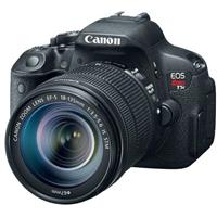 Canon EOS Rebel T5i DSLR Camera with EF-S 18-135mm f/3.5-...