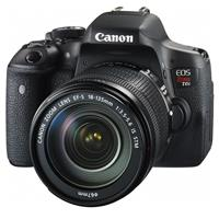 Canon EOS Rebel T6i DSLR Camera with EF-S 18-135mm f/3.5-...