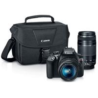 Canon EOS Rebel T6 DSLR with EF-S 18-55mm f/3.5-5.6 IS II...