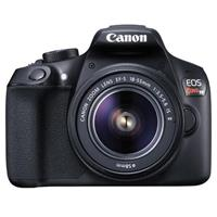 Canon EOS Rebel T6 Digital SLR Camera Kit with EF-S 18-55...