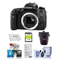 Canon EOS Rebel T6s DSLR Camera Body - Bundle with Camera...