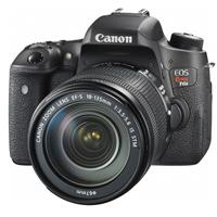 Canon EOS Rebel T6s DSLR Camera with EF-S 18-135mm f/3.5-...