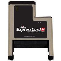 Delkin eFilm ExpressCard 54 CompactFlash Card Adapter