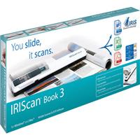 IRIS Book 3 Portable Scanner, 13 Seconds Color High Resol...