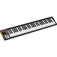 iKeyboard 6 61-Key USB MIDI Controller Keyboard