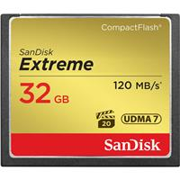 Sandisk Extreme Compactflash 32GB