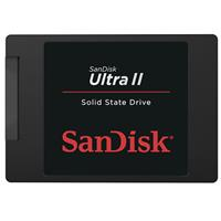 "Sandisk 960GB Ultra II SATA III 2.5"" Internal SSD"