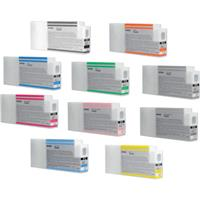 Epson 10 Color 150ml Ink Set with Matte Black for Stylus ...