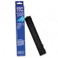 Epson Black Printer Ribbon for 8750 / 8755 Series Replace...