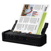 Epson WorkForce ES-300W Wireless Portable Duplex Document...