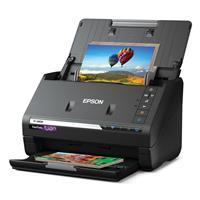 Epson FastFoto FF-680W Wireless High-Speed Photo and Docu...