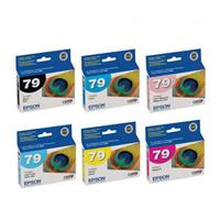 Epson Complete Ink Cartridge Set for  Stylus Photo 1400 P...