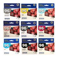 Epson Complete Ink Cartridge Set for the Stylus Photo R28...