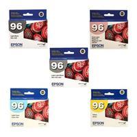 Epson Light Cartridge Ink Set for the Stylus Photo R2880 ...