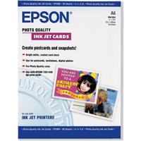 Epson Ultra Smooth Matte Heavy Weight Photo Mailing Inkje...