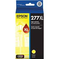 Epson 277 Claria Photo HD High-Capacity Yellow Ink Cartri...