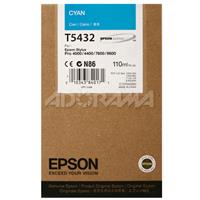Epson Cyan UltraChrome Ink Cartridge for the Stylus Pro 4...