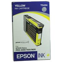 Epson Yellow UltraChrome Ink Cartridge for the Stylus Pro...