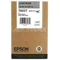 Epson UltraChrome 110 ml. K3 Light Black Pigment Based In...