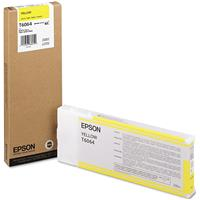 Epson UltraChrome 220 ml. K3 Yellow Pigment Based Ink for...