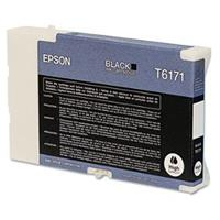 Epson T617100 High Capacity Black Ink Cartridge for B-500...