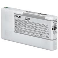 Epson Ultrachrome HD 200ml Light Black Pigment Ink Cartri...
