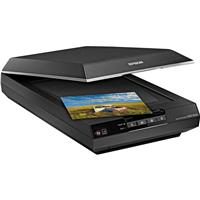 "Perfection V600, Flatbed 8.5x11.7"" Photo Scanner, 6400x96..."