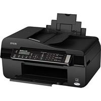 Epson WorkForce 520 All-in-One Color Inkjet Printer - Refurbished by Epson
