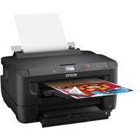 Epson WorkForce WF-7110 Inkjet Printer, 18ppm Black & 10p...
