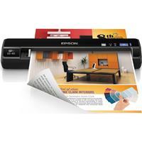 Epson WorkForce DS-40 Portable Color Document Scanner, 12...