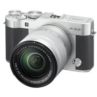 Fuji X-A3 Mirrorless Camera with XC 16-50mm OIS II Lens, ...