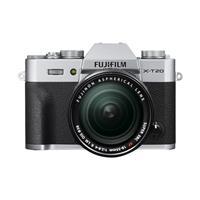 Fuji X-T20 24.3MP Mirrorless Digital Camera with XF 18-55...