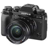 Fuji X-T2 Mirrorless Camera with XF 18-55mm f/2.8-4 R LM ...
