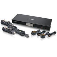 Iogear GCS1784 4-Port Dual Link DVI KVMP Switch with 7.1 ...