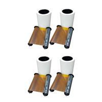 HITI 2x P510 4x6 Ribbon & Paper Case, 2x Roll and Ribbon,...