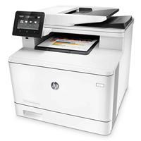HP Color LaserJet Pro M477FNW Wireless Laser Multifunctio...