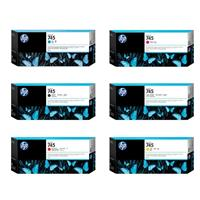 HP 745 130mL Ink Cartridge for DesignJet Z5600/Z2600 Inkj...